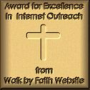 Award for Excellence in Internet Outreach